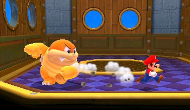 Super Mario 3d Land Characters List Video Games Blogger