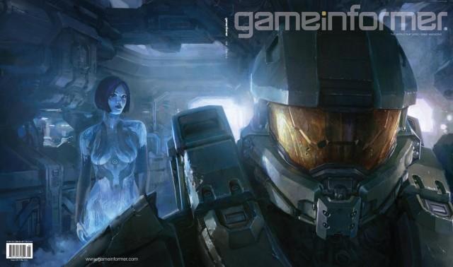 Halo 4 New Cortana Design Revealed Video Games Blogger