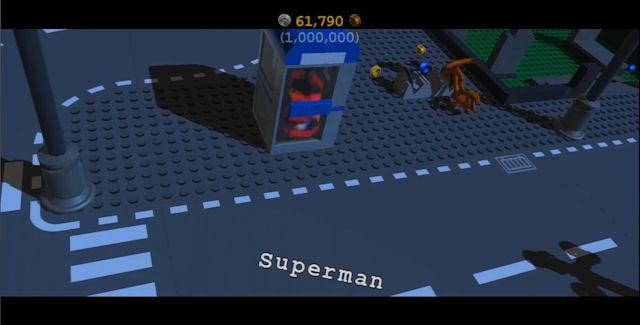 Lego Batman 2 Bonus Level
