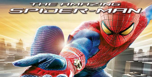 حصريا وبعد صدورها بدقائق !! لعبة الرجل العنكبوت 2012 The Amazing Spider-Man