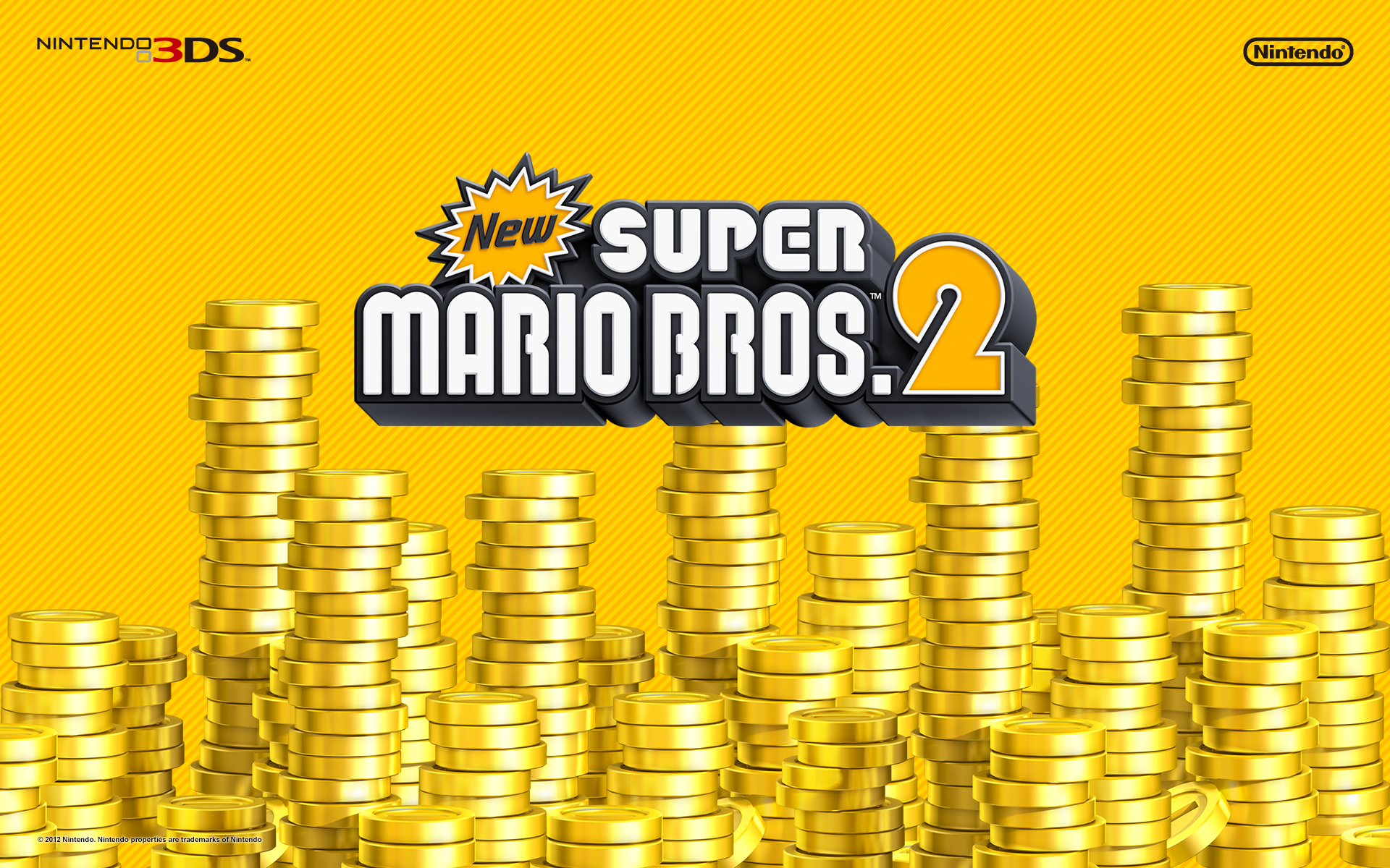 New Super Mario Bros 2 Wallpaper Hd Video Games Blogger