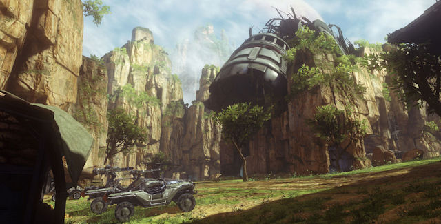 Halo 4 Maps Guide | Video Games Blogger