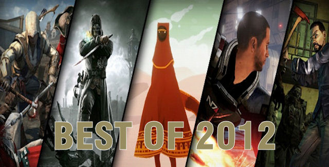 Top 25 Best Video Games of 2012Ps3 Games List 2012
