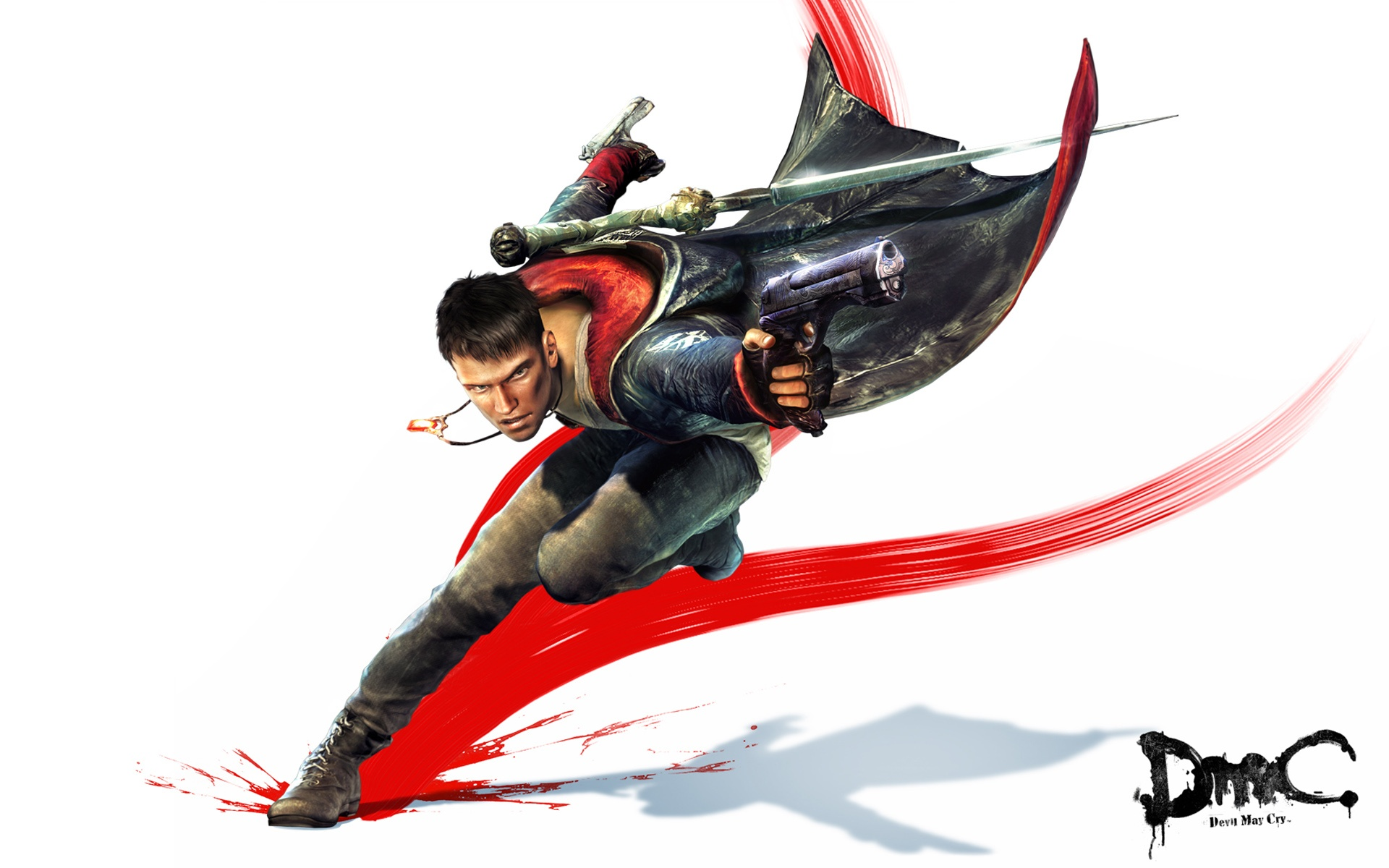 Dmc Devil May Cry Wallpaper Hd Video Games Blogger