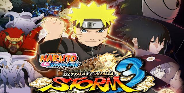 Naruto Shippuden: Ultimate Ninja Storm 3 Walkthrough | Video
