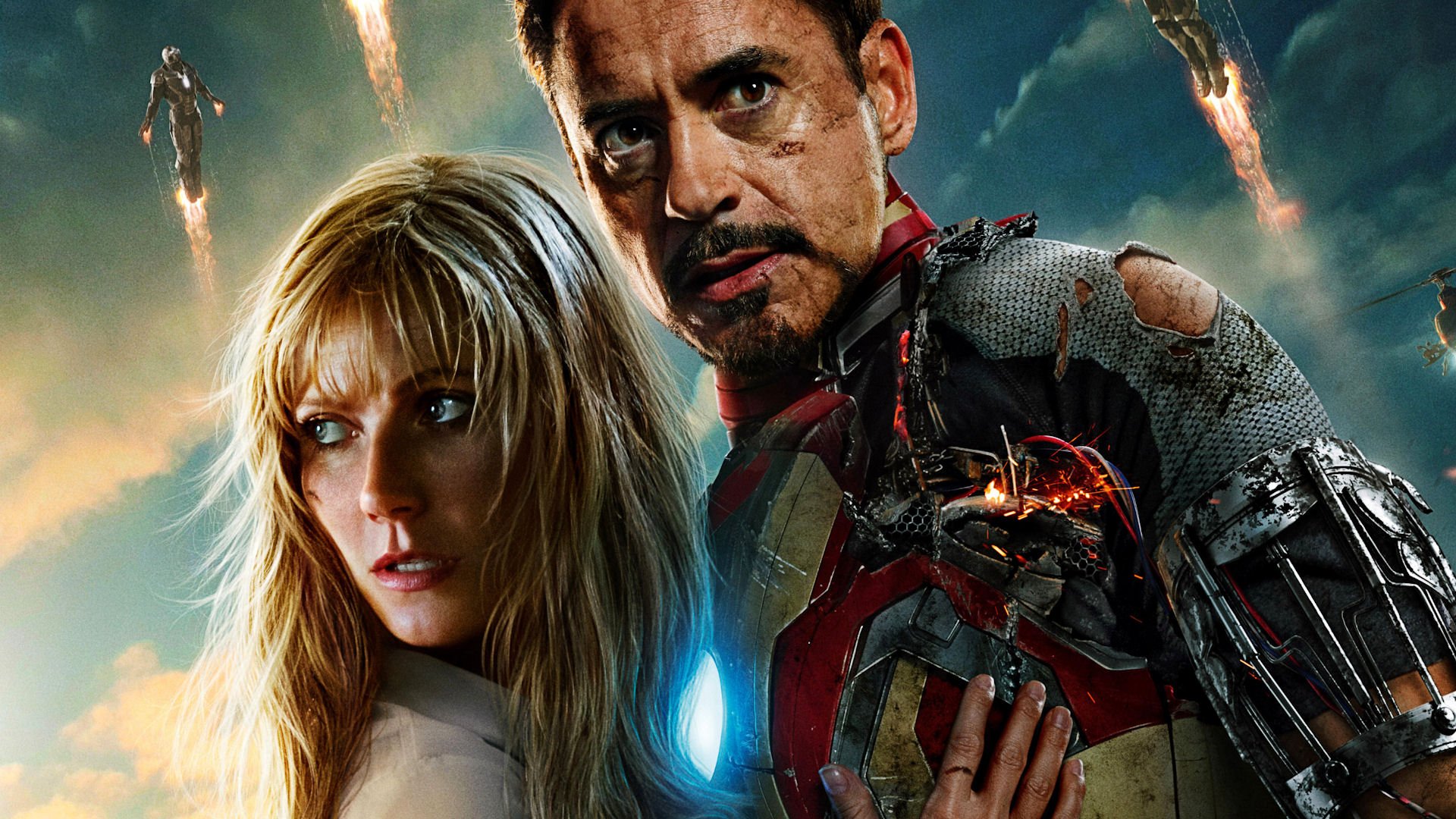 Iron Man 3 Wallpaper Hd Video Games Blogger