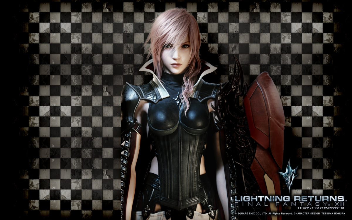 Lightning Returns Final Fantasy Xiii Wallpaper Hd Video Games