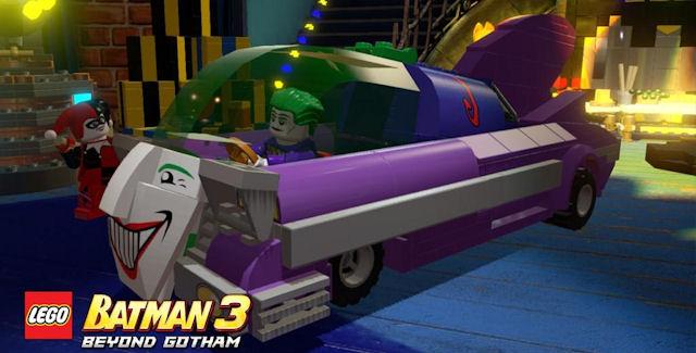 How To Unlock All Lego Batman 3 Vehicles