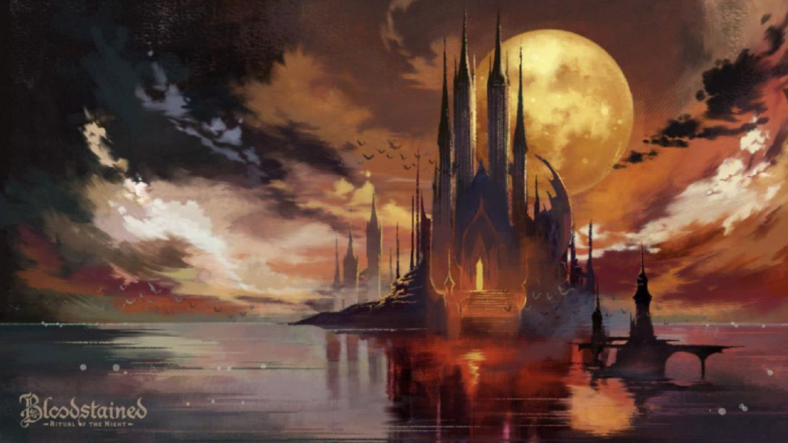 Bloodstained Ritual Of The Night Announced By Castlevania Creator
