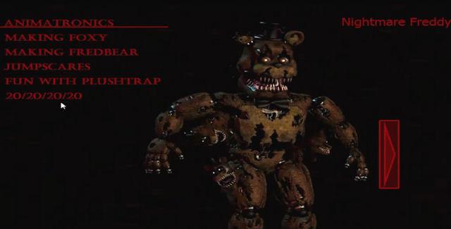 Five Nights at Freddy's 4 Cheats