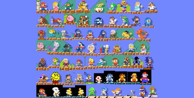 How To Unlock All Super Mario Maker Mystery Mushroom