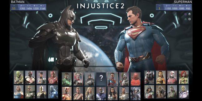Injustice  Room