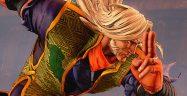 Street Fighter V Zeku Banner