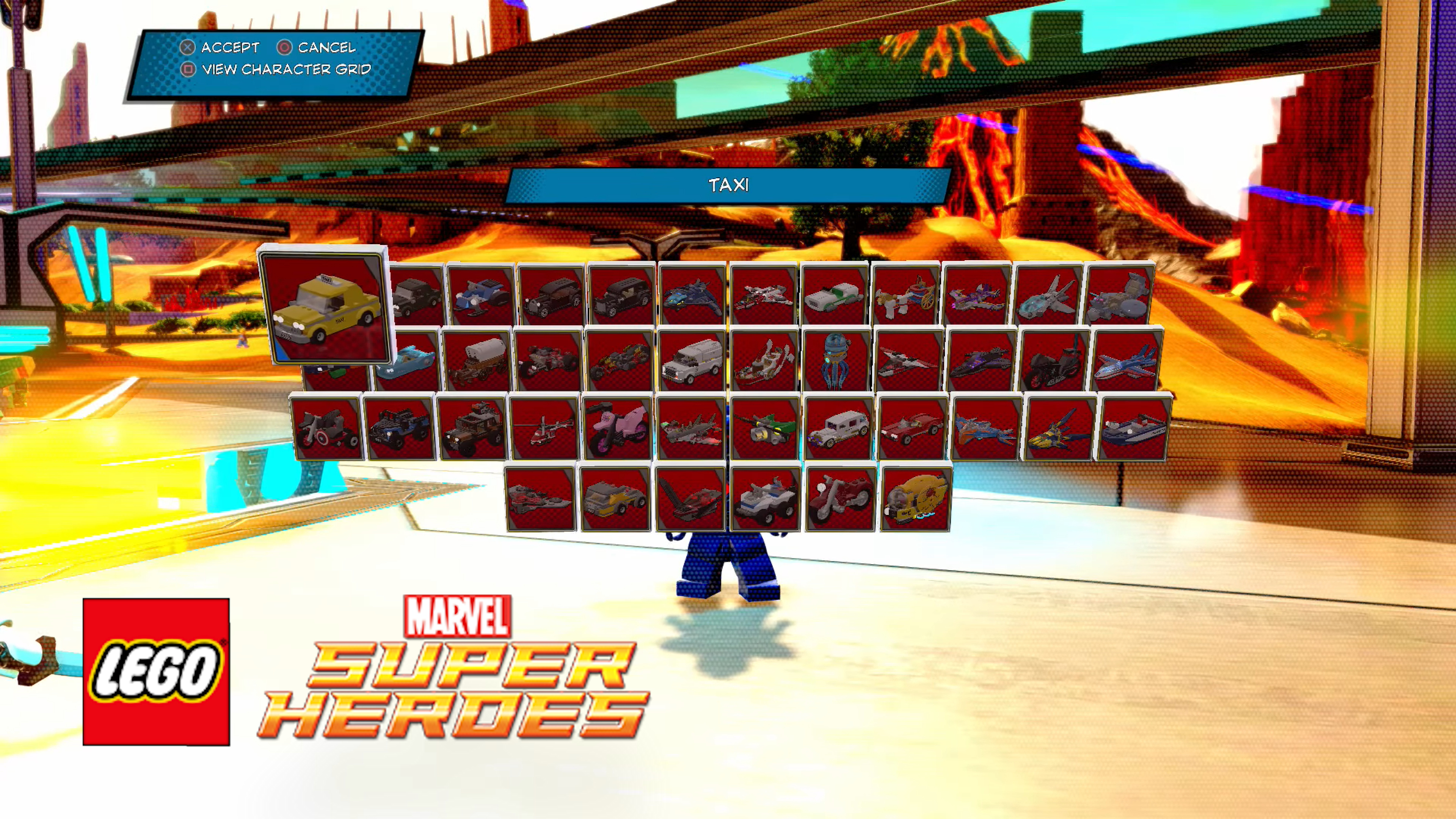 How To Unlock All Lego Marvel Superheroes 2 Vehicles