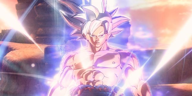 Dragon ball xenoverse 2 mastered ultra instinct goku screens - Goku ultra instinct mastered wallpaper ...