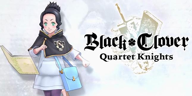 Black Clover: Quartet Knights Charmy Trailer