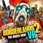 Borderlands 2 VR Key Visual