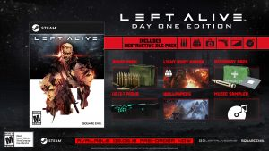 Left Alive Day One Edition Steam