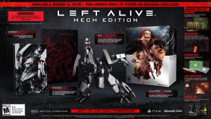 Left Alive Mech Edition 1