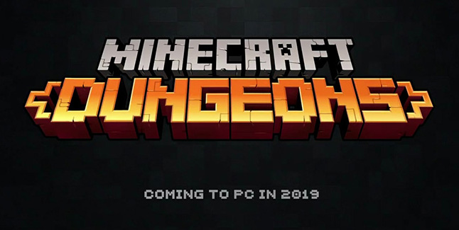 Minecraft Dungeons Announced For Pc Video Games Blogger