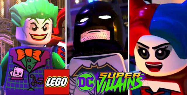 Lego DC Super Villains Cheats
