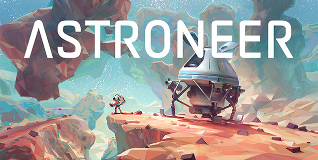 Astroneer for Xbox One and PC Release Date