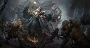 Diablo Immortal Zoltun Kule Concept Art