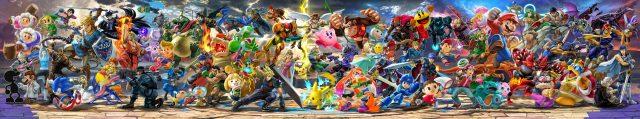 Super Smash Bros Ultimate Update Art