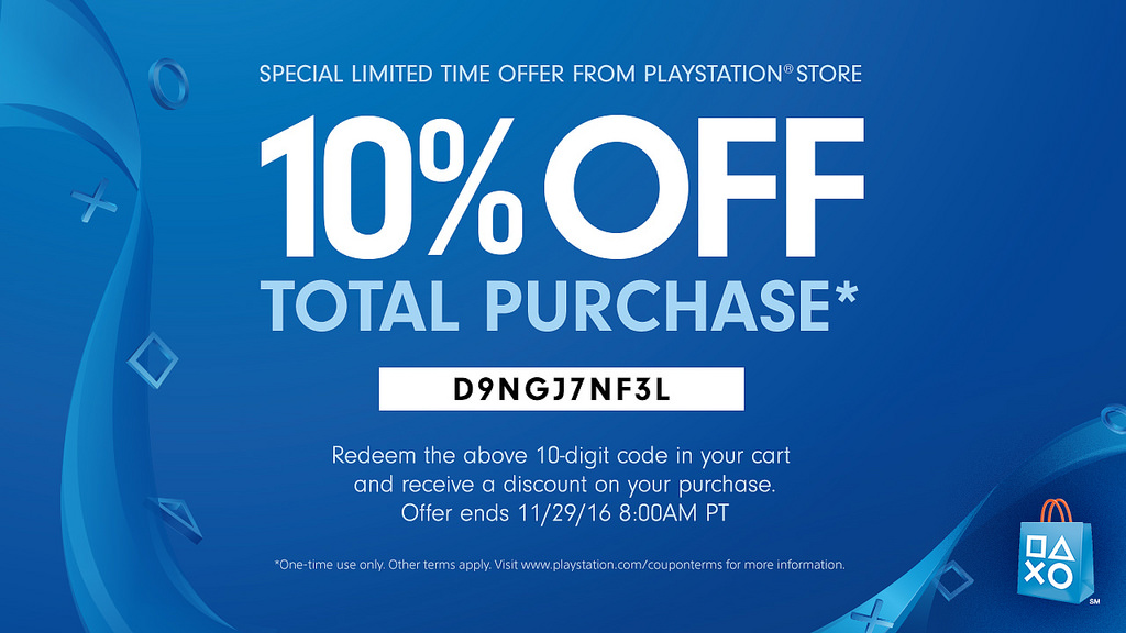 Madison : Ps4 game discount codes 2017