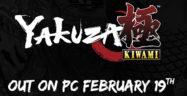 Yakuza Kiwami for PC Logo