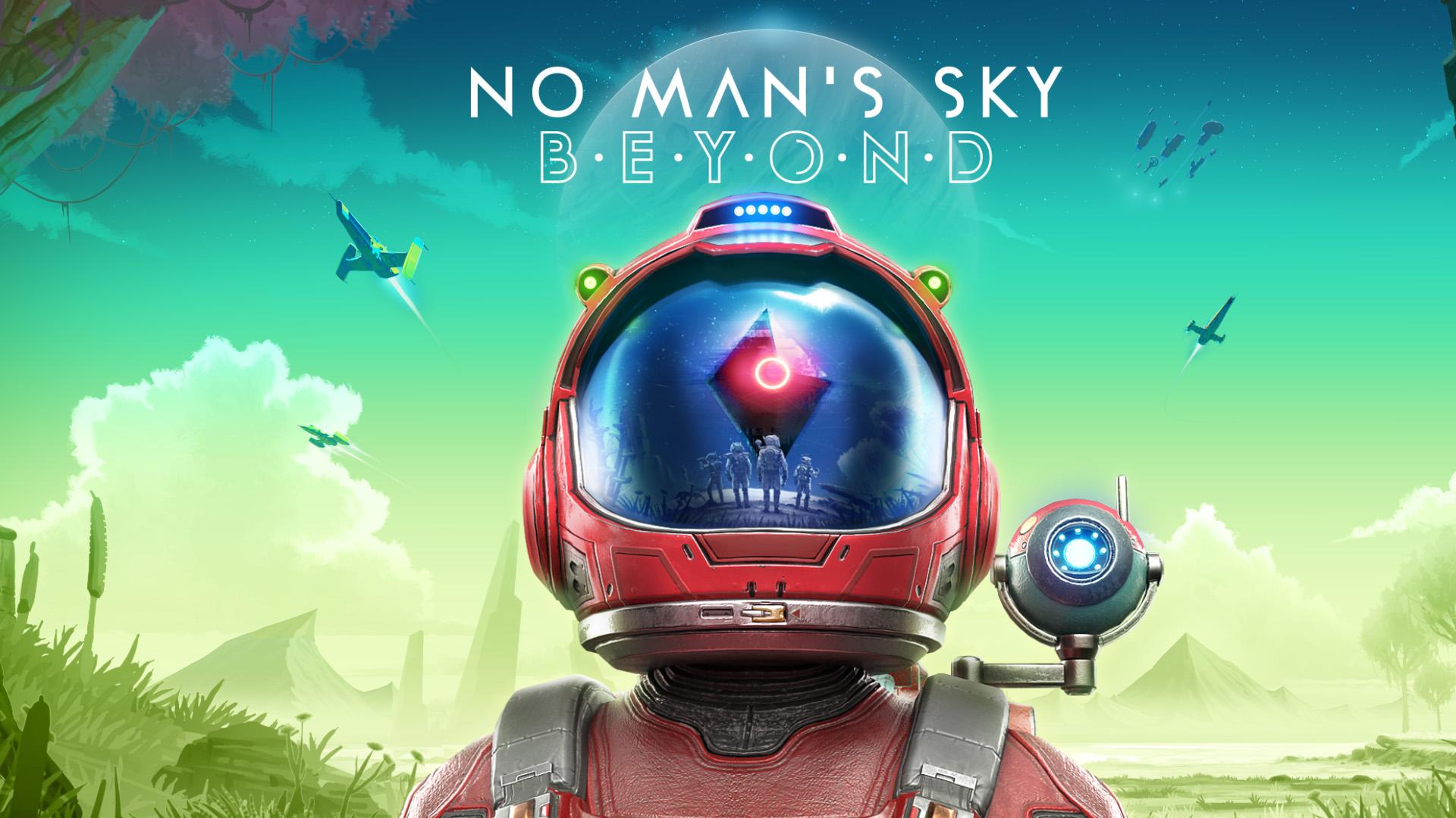 Beyond - самое крупное обновление для No Man's Sky