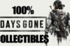 Days Gone Collectibles Locations Guide