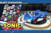 Team Sonic Racing Characters Select Screen