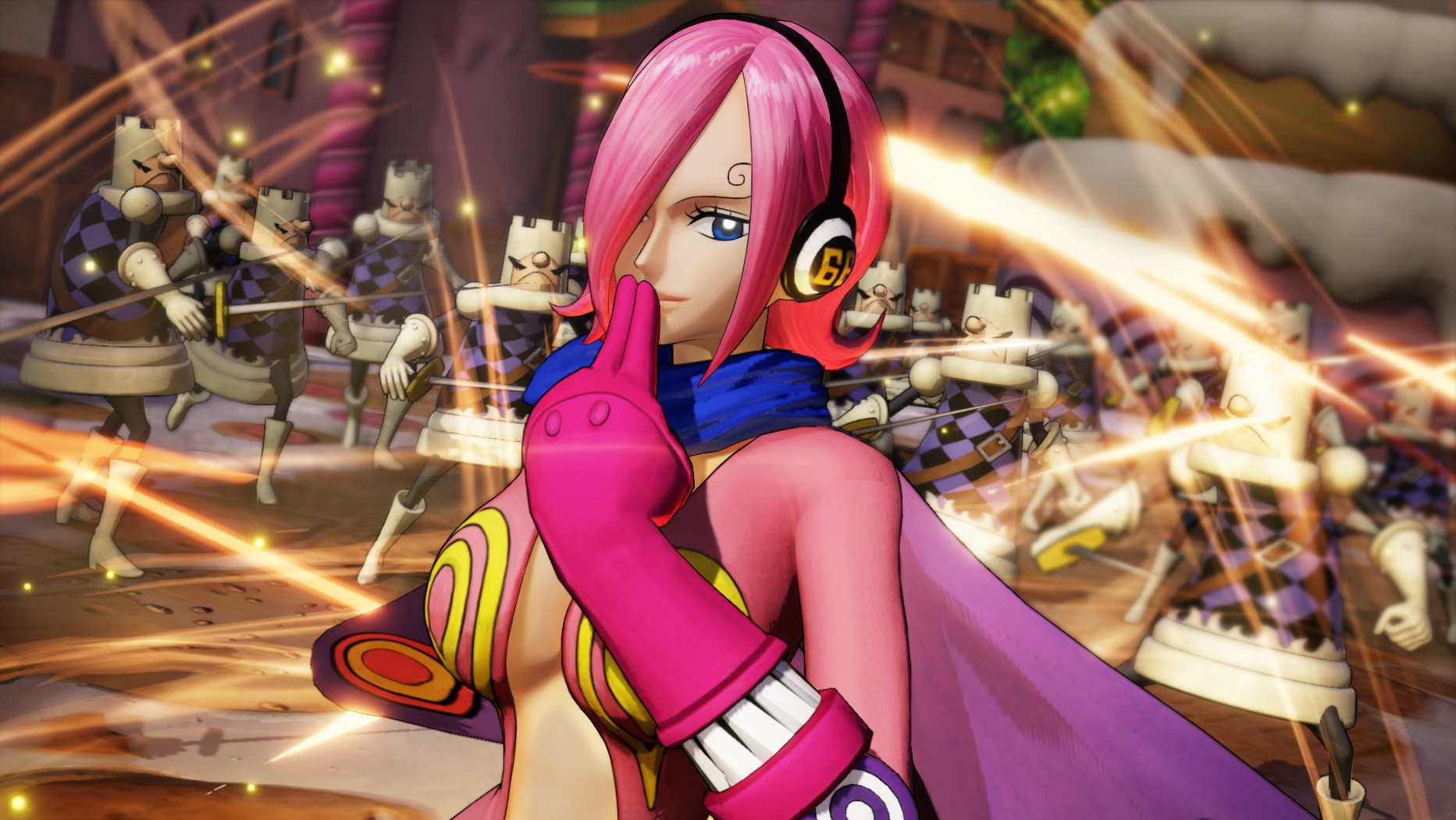 One Piece: Pirate Warriors 4 Gamescom 2019 Trailer and Screenshots