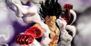 One Piece Pirate Warriors 4 Luffy Snakeman Banner