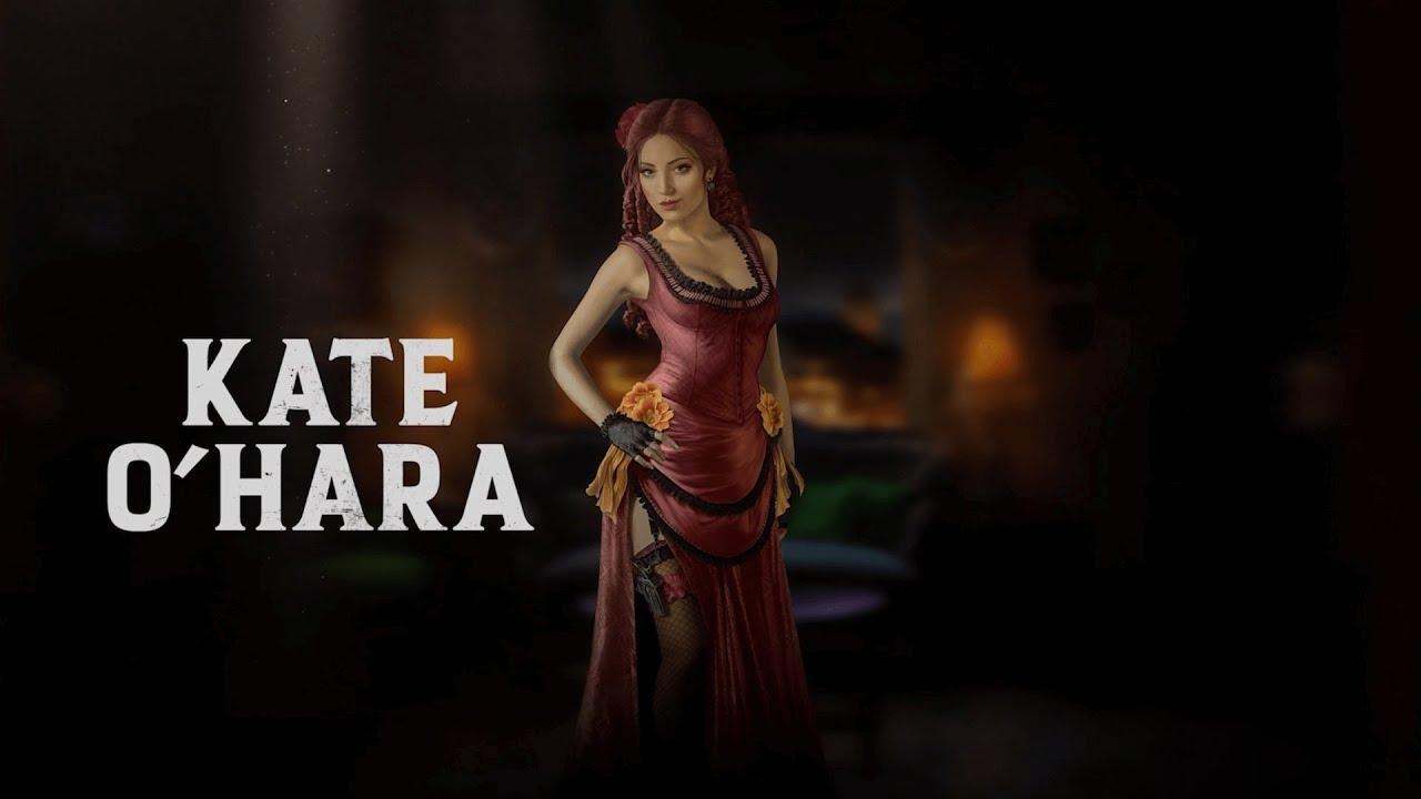Desperados Iii Trailer Introduces Kate O Hara Video Games Blogger
